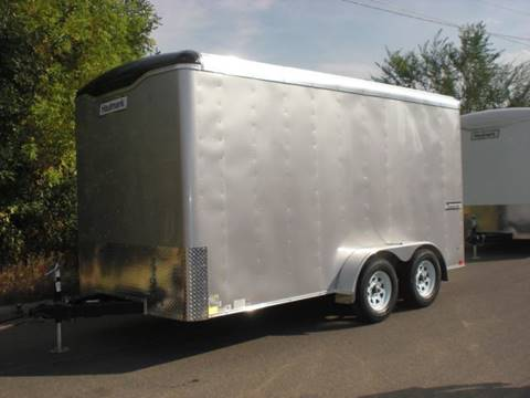 2018 Haulmark 7FT X 14FT TRANSPORT CARGO