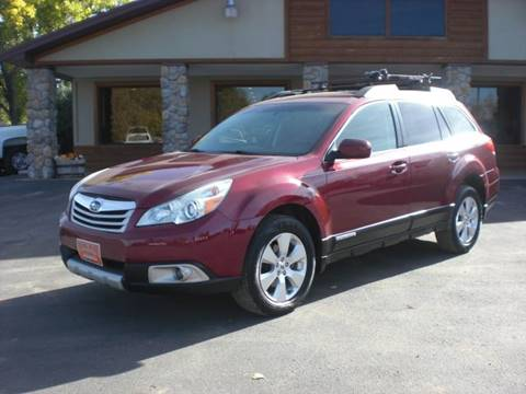 2012 Subaru Outback for sale in Sheridan, WY