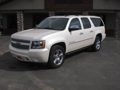 2013 Chevrolet Suburban for sale in Sheridan, WY