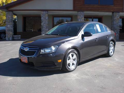 2014 Chevrolet Cruze for sale in Sheridan, WY