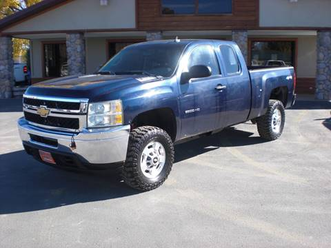 2012 Chevrolet Silverado 2500HD for sale in Sheridan, WY