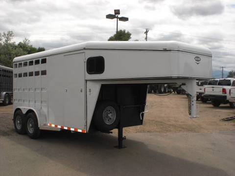 2018 JACKSON 14FT 3-HORSE TRAILER for sale in Sheridan, WY