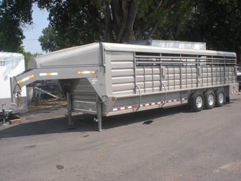 2018 GR 28FT STOCK COMBO TRAILER for sale in Sheridan, WY
