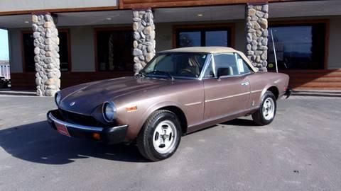 1981 FIAT 2000 for sale in Sheridan, WY