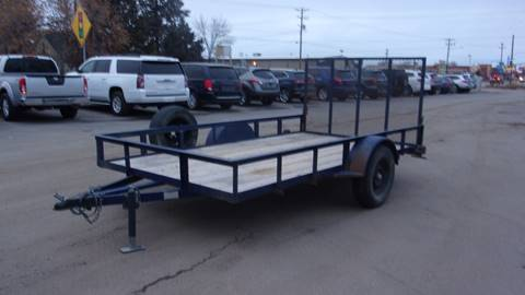 1995 JACKSON 12FT UTILITY TRAILER for sale in Sheridan, WY