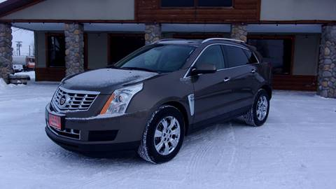 2015 Cadillac SRX for sale in Sheridan, WY