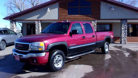 2006 GMC Sierra 2500HD for sale in Sheridan, WY