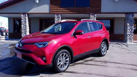 2017 Toyota RAV4 for sale in Sheridan, WY