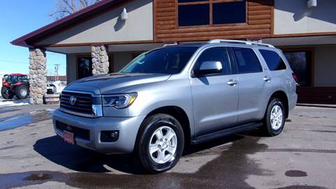 2019 Toyota Sequoia for sale in Sheridan, WY