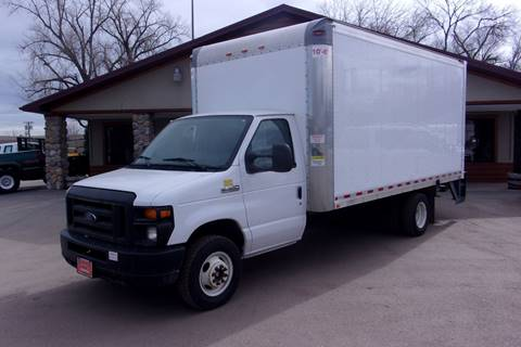 2017 Ford E-Series Chassis for sale in Sheridan, WY