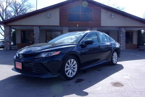 2018 Toyota Camry for sale in Sheridan, WY