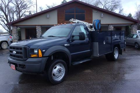 2005 Ford F-450 Super Duty for sale in Sheridan, WY