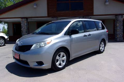 2011 Toyota Sienna for sale in Sheridan, WY