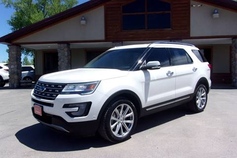 2017 Ford Explorer for sale in Sheridan, WY