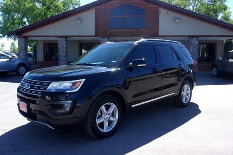 2016 Ford Explorer for sale in Sheridan, WY