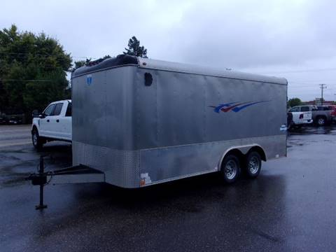 2008 Interstate 8 X 16 CARGO TRAILER for sale in Sheridan, WY