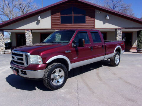 2007 Ford F-350 Super Duty for sale at PRIME RATE MOTORS in Sheridan WY