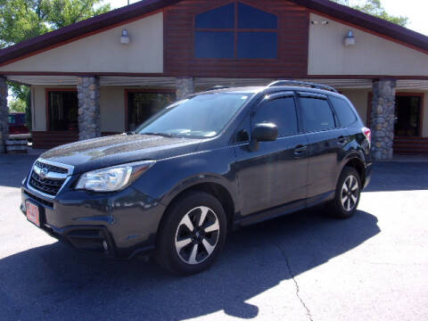 2017 Subaru Forester for sale at PRIME RATE MOTORS in Sheridan WY