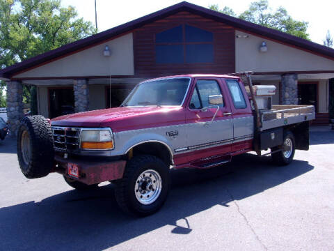 1995 Ford F-250 for sale at PRIME RATE MOTORS in Sheridan WY