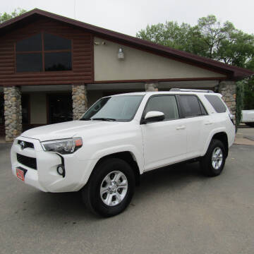 2019 Toyota 4Runner for sale at PRIME RATE MOTORS in Sheridan WY