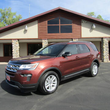 2018 Ford Explorer for sale at PRIME RATE MOTORS in Sheridan WY