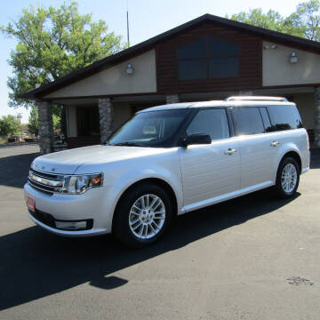 2018 Ford Flex for sale at PRIME RATE MOTORS in Sheridan WY