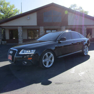2011 Audi A6 for sale at PRIME RATE MOTORS in Sheridan WY
