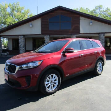 2019 Kia Sorento for sale at PRIME RATE MOTORS in Sheridan WY