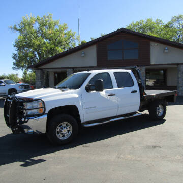 2009 Chevrolet Silverado 2500HD for sale at PRIME RATE MOTORS in Sheridan WY