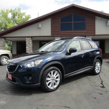2015 Mazda CX-5 for sale at PRIME RATE MOTORS in Sheridan WY