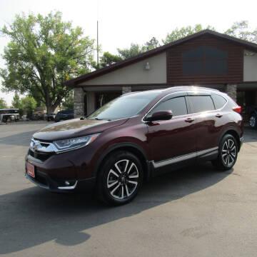2017 Honda CR-V for sale at PRIME RATE MOTORS in Sheridan WY