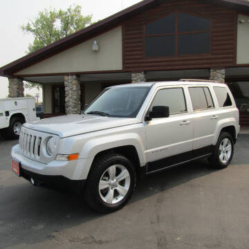 2013 Jeep Patriot for sale at PRIME RATE MOTORS in Sheridan WY
