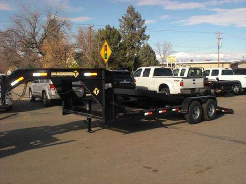 2020 Diamond-T 20FT TILT TRAILER for sale at PRIME RATE MOTORS in Sheridan WY