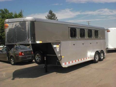 2015 SUNDOWNER 4-HORSE TRAILER for sale at PRIME RATE MOTORS in Sheridan WY