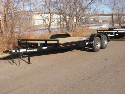 2021 Diamond-T 18FT CAR HAULER TRAILER for sale at PRIME RATE MOTORS in Sheridan WY