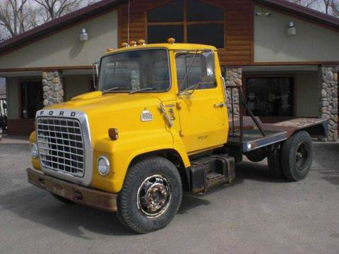 1980 Ford F-700 for sale in Sheridan, WY