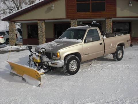 1992 GMC Sierra 1500 for sale in Sheridan, WY