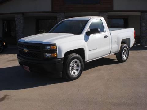 2014 Chevrolet Silverado 1500 for sale in Sheridan, WY