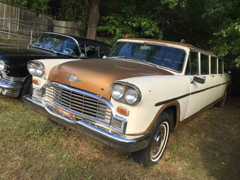 1963 Checker Aerobus for sale at Bobbys Used Cars in Charles Town WV