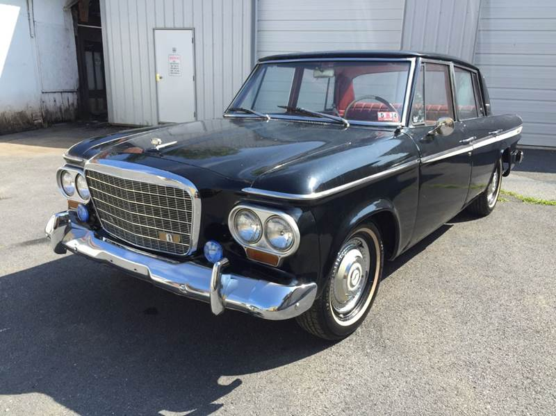 1963 Studebaker Lark for sale at Bobbys Used Cars in Charles Town WV