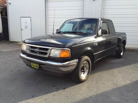 1996 Ford Ranger for sale in Charles Town, WV