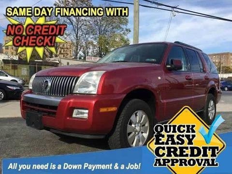 2006 Mercury Mountaineer for sale in Brooklyn, NY
