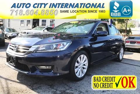 2014 Honda Accord for sale in Brooklyn, NY