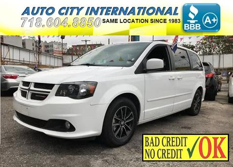2016 Dodge Grand Caravan for sale in Brooklyn, NY