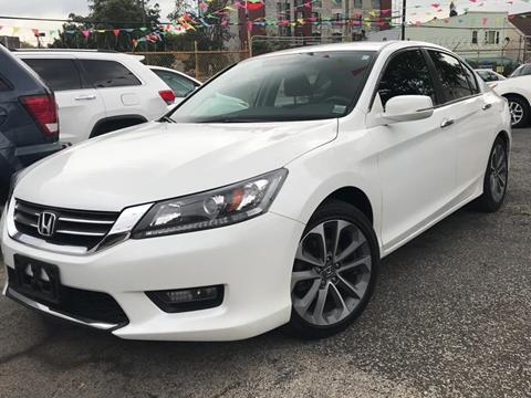 2015 Honda Accord for sale in Brooklyn, NY