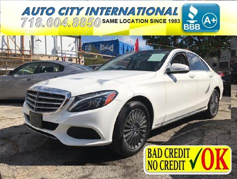 2015 Mercedes-Benz C-Class for sale in Brooklyn, NY