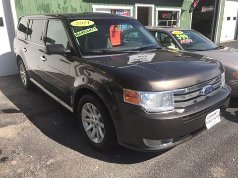 2011 Ford Flex for sale in Rutland, VT