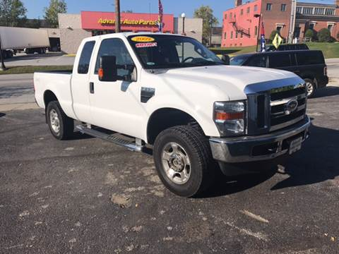 2009 Ford F-250 Super Duty for sale in Rutland, VT