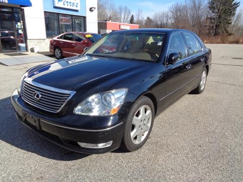 Lexus LS 430 For Sale in Machusetts - Carsforsale.com®