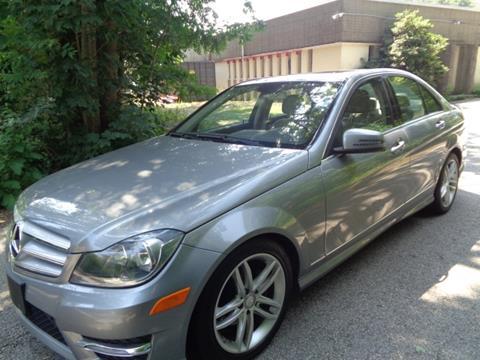 2012 Mercedes-Benz C-Class for sale in Auburn, MA